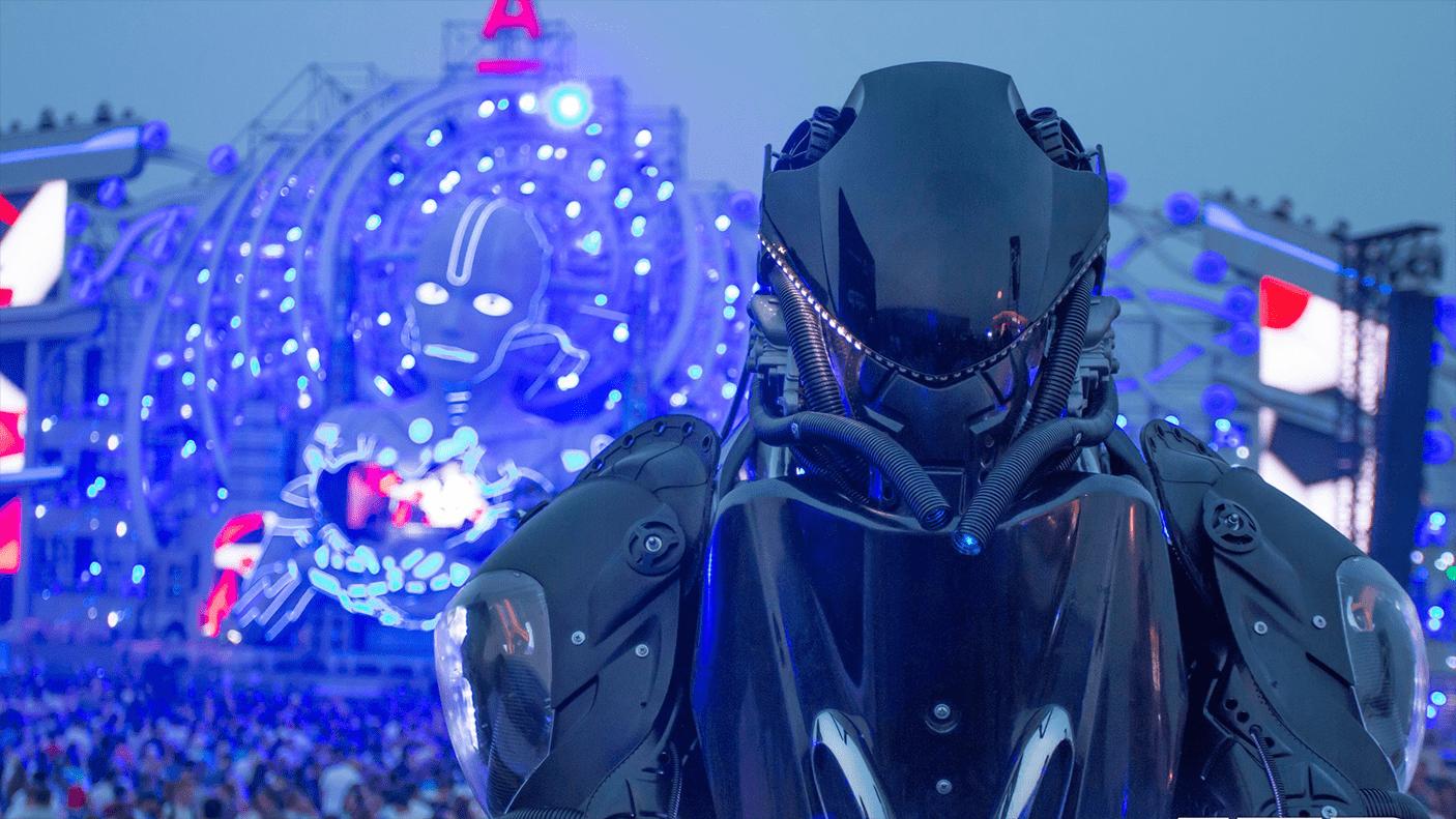 В московском Музее восстания машин